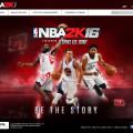 NBA2K16 Landing