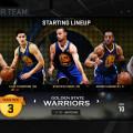 NBA2K16: Lineup