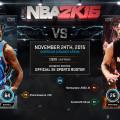 NBA2K16: Play Now (Concept)